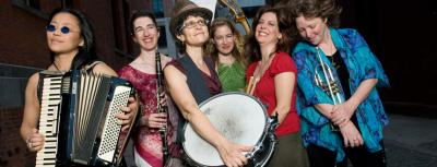 If you like klezmer music, you'll love Isle of Klezbos!