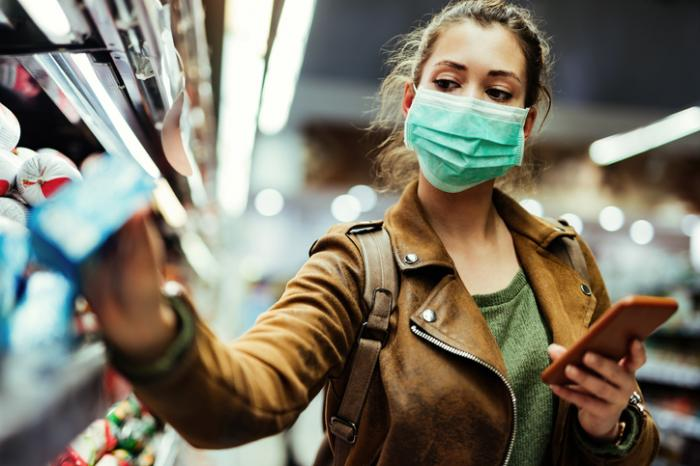 How Stressed Are You Grocery Shopping During a Pandemic?