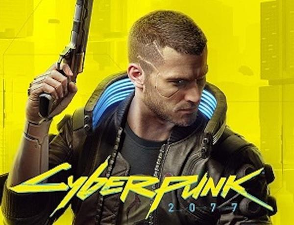 "The cover of ""Cyberpunk 2077."""
