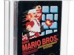 Unopened Super Mario Bros. Game from 1986 Sells for $660,000