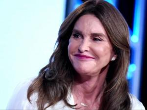 Watch: Caitlyn Jenner Slams Jimmy Kimmel as Transphobic for Calling Her 'Trump in a Wig'