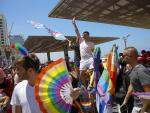 Tens of Thousands Attend Pride Parade in Israel's Tel Aviv