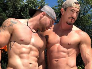 Watch: Thirst-Trapping OnlyFans Stars Rick & Griff Give Middle Finger to Streaming Service with Hilarious Vid